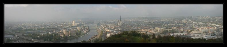 Côte Sainte Catherine, Rouen